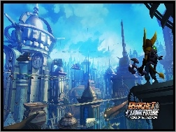Ratchet and Clank Future: Tools of Destruction
